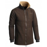 CHEVALIER fliisjakk Milestone Brown