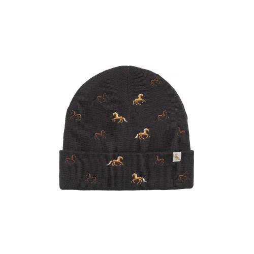 CHEVALIER müts Penny Dark Brown