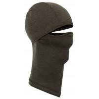 CHEVALIER mask Fleece Merino Brown