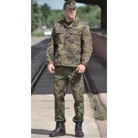MIL-TEC BW välivormi jakk Flecktarn