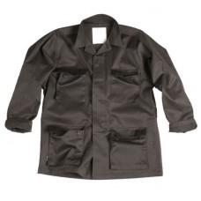MIL-TEC US BDU välivormi jakk must