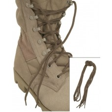 MIL-TEC puuvillased saapapaelad 180 cm Coyote