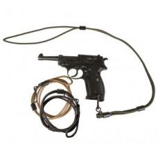 Püstoli kinnituspael MIL-TEC® PRO Oliv