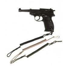 MIL-TEC püstoli spiraalpael Oliv