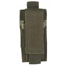 MIL-TEC püstoli salvetasku 1-le salvele Oliv
