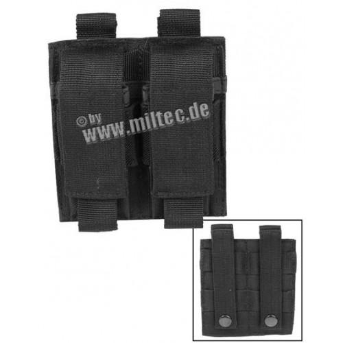 MIL-TEC püstoli salvetasku 2-le salvele