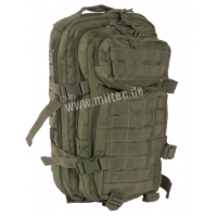 MIL-TEC seljakott US Assault Pack 20 L Oliv