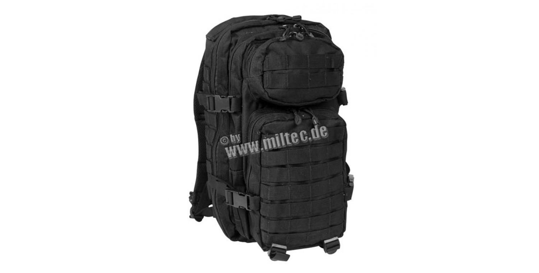 bae4737d3e9 MIL-TEC seljakott US Assault Pack 20 L must