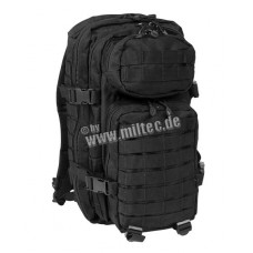 MIL-TEC seljakott US Assault Pack 20 L must