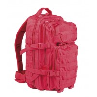 MIL-TEC seljakott US Assault Pack 20 L Red