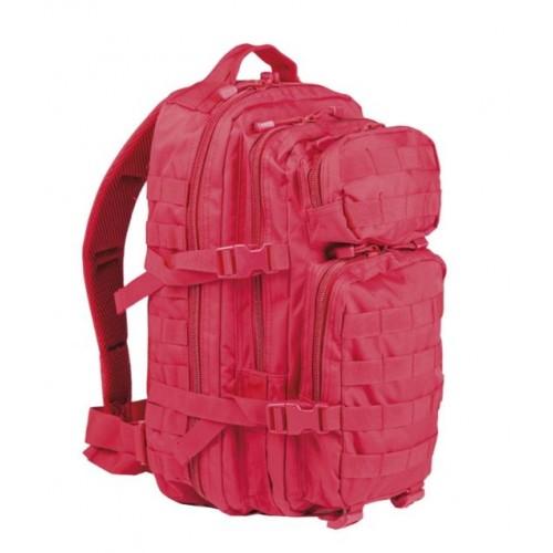 MIL-TEC seljakott US Assault Pack 20 L Red