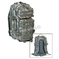 MIL-TEC seljakott US Assault Pack 20 L AT-Digital