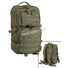 MIL-TEC seljakott US Assault Pack 36 L Oliv