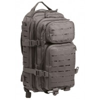 MIL-TEC seljakott US Laser Cut Assault Pack 20 L Urban Grey