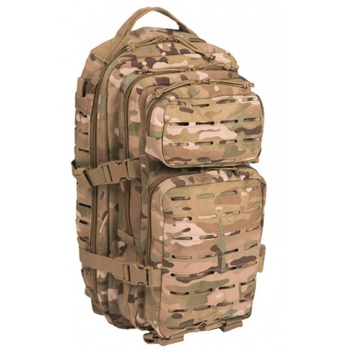 MIL-TEC seljakott US Laser Cut Assault Pack 20 L Multitarn®