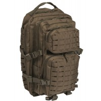 MIL-TEC seljakott US Laser Cut Assault Pack 36 L Oliv