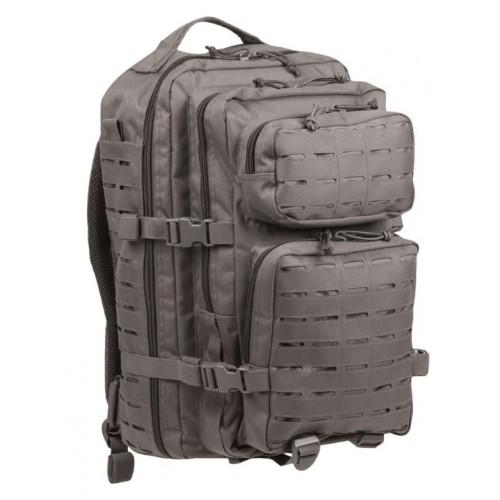 MIL-TEC seljakott US Laser Cut Assault Pack 36 L Urban Grey