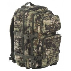 MIL-TEC seljakott US Laser Cut Assault Pack 36 L Mandra Wood
