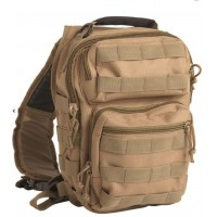 MIL-TEC seljakott One Strap Assault 8 L Coyote
