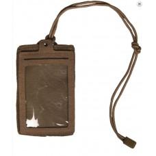MIL-TEC ID-kaardi vutlar Coyote