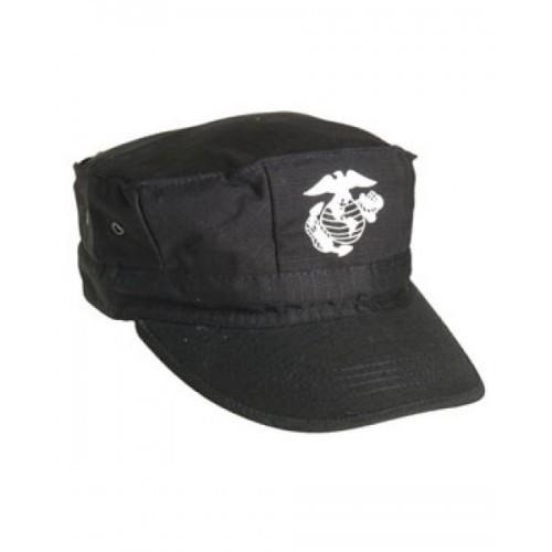 MIL-TEC US MC välivormi müts must