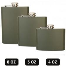 MIL-TEC roostevabast terasest taskupudel 4 oz (110 ml)