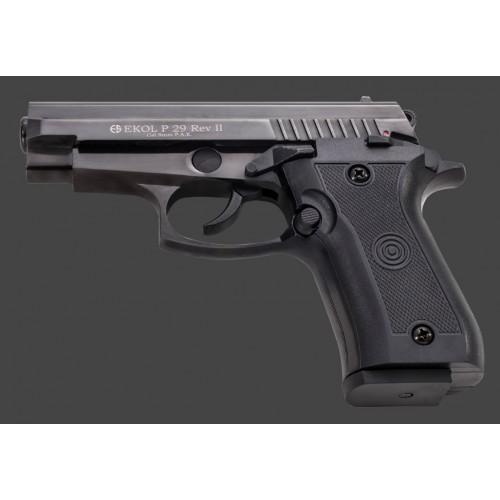 stardipüstol Voltran Ekol P29 RevII Black