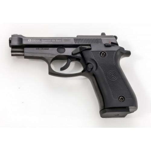 stardipüstol Voltran Special 99 RevII Black