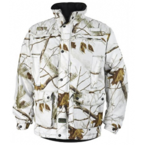 SWEDTEAM jakk Realtree AP-HD Snow