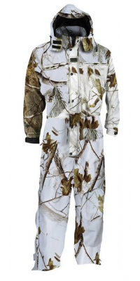 SWEDTEAM kombinesoon Realtree AP-HD Snow