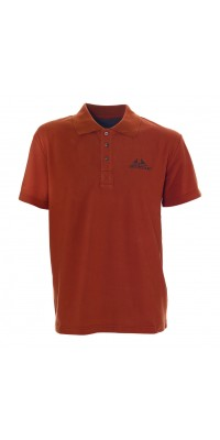 SWEDTEAM Polo T-särk Orange