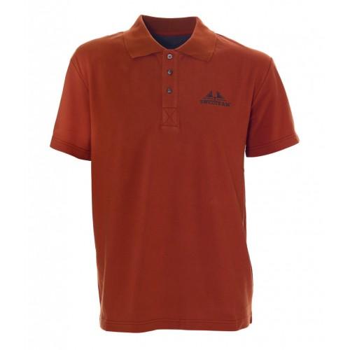 SWEDTEAM Polo T-särk Orange