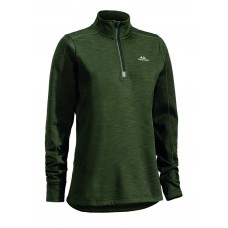 SWEDTEAM fliissviiter Ultra Light Zip Green
