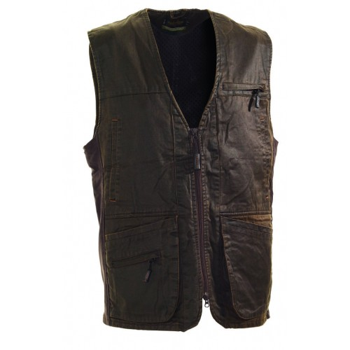 SWEDTEAM vest Wolverine