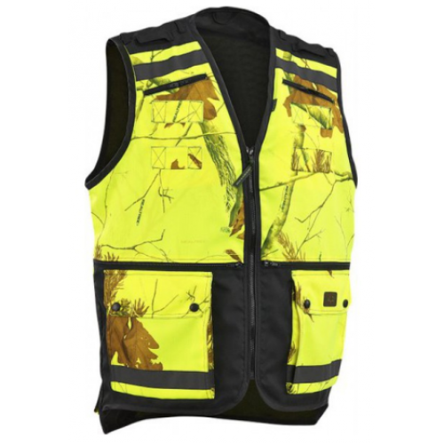 SWEDTEAM vest Defender Realtree AP-HD Hi Viz