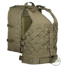 Voodoo Tactical® taktikavest/patrullkott Vanguard